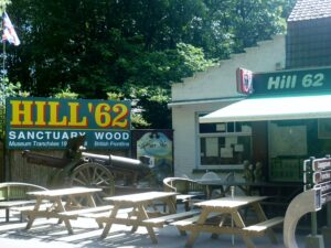 Hill 62 Cafe