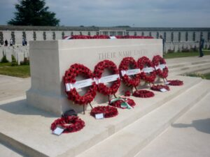 Tyn Cot Stone of Remembrance