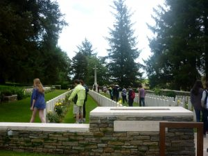 Newfoundland Park Y Ravine Cemetery